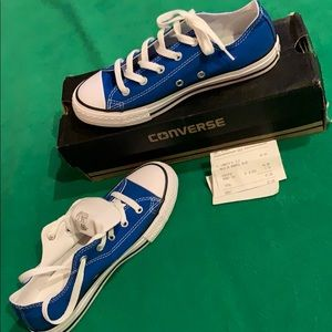 New Converse tennis shoes